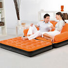 Bestway Air Couch Air Sofa Bed Inflatable Mattresses Sleeping Mats AC Air Pump