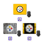 Pittsburgh Steelers Mouse Pad Mat Mice Computer PC Desk Decor $4.99 USD on eBay