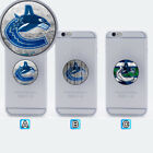 Vancouver Canucks Cell Phone Grip Holder Stand Mount $2.99 USD on eBay