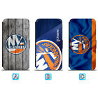 New York Islanders Leather Case For iPhone X Xs Max Xr 7 8 Plus Galaxy S9 S8 $4.99 USD on eBay
