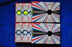 2 Brand New Boxes of Callaway SuperSoft Golf Balls (White or Yellow)