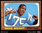 1966 Topps #131 Ernie Wright Chargers EX/MT $20.0 USD on eBay