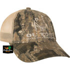DRAKE WATERFOWL OL TOM TURKEY CAMO MESH BACK LOGO HAT BALL CAPHats & Headwear - 159035