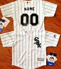 Chicago White Sox MLB Majestic Infant Replica Jersey add any name
