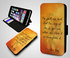 The Lion King Quote Past Can Hurt Learn From It Leather Wallet Phone Case Cover