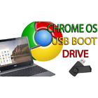 CHROME OS 64GB Formatted USB✅32 Bit LIVE Boot✅Install Run Repair Recover PC