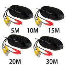 CCTV DVR Camera Recorder Video Cable DC Power Security Surveillance BNC Cable BS
