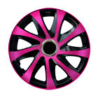Universal Wheel Covers 14 15 16 set of 4  Many Variations Sport Wheel Covers