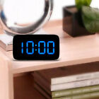 Smart Alarm Clock Table Digital Snooze Backlight LED Time Display Voice Control