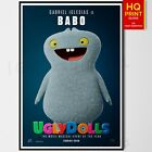 Ugly Dolls Movie 2019 Fantasy Kelly Asbury Character Posters | A4 A3 A2 A1