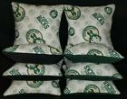 Set of 8 Milwaukee Bucks Cornhole Bags ***FREE SHIPPING*** on eBay