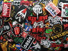 Logo Band Hard Rock Heavy Metal Pop Punk Embroidered Patch Iron Sew on jacket
