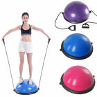 W/ Resistance Yoga Fitness Balance Exercise Trainer ball Bands & Pump Hot Sale image