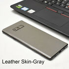 Galaxy S10 / S10 Plus / S10e Skins Carbon/Wood/Leather Skins (buy 3 get 1 free)