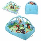 Baby Kids Playmat Animal Printed Center Pedal Game Activity Fitness Gym Mat
