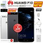 New&sealed Factory Unlocked Huawei P10 Black Silver Dual Sim 64gb Android Phone