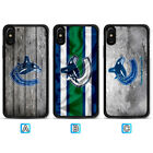 Vancouver Canucks Case For Apple iPhone X Xs Max Xr 8 7 6 6s Plus $4.49 USD on eBay