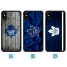 Toronto Maple Leafs Case For Apple iPhone X Xs Max Xr 8 7 6 6s Plus $4.99 USD on eBay