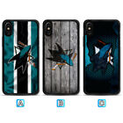 San Jose Sharks Case For Apple iPhone X Xs Max Xr 8 7 6 6s Plus $4.49 USD on eBay