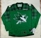 San Jose Sharks NHL Reebok Premier Men Limited Edition Green Hockey Jersey S 2XL $69.99 USD on eBay