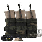Emerson Tactical 5.56 .223 Modular Triple Open Top Magazine Mag Pouch MOLLE PALS