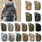 40L 3D Outdoor Sport Military Tactical Climbing Backpack Camping Hiking Day Pack
