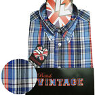 Warrior UK England Button Down Shirt SHELLEY Hemd Slim-Fit Skinhead Mod