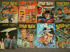 Vintage Star Trek UK Annuals (World Dist.) Kirk, Spock, Enterprise, Bones, Sulu on eBay