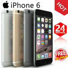 New AT&T Apple iPhone 6 16 64 128GB GSM CDMA Unlocked Smartphone 4G All Colors!!