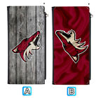 Arizona Coyotes Leather Wallet Clutch Purse Women Bifold Handbag $13.99 USD on eBay