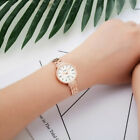 Women Elegant Small Watches Quartz Analog Ladies Round Dress Gift Wrist Watch image