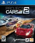Project Cars 2 (sony Playstation 4, 2017) - Brand New! Sealed!