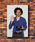 Eric Andre Crazy Funny Comedian TV Show Silk Art Poster Y857 21 36x24 40x27