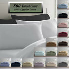 Deluxe Ultra Soft 800 Thread Count 100% Pure Cotton Solid Bed Sheet Set image
