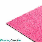 Pink Artificial Grass - Events & Exhibitions - Astro Turf - Fake Lawn - 4m Wide