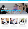 More images of accounting services website design