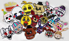 Five Nights at Freddy's embroidered patches - FNAF Bonnie Chica Foxy Puppet
