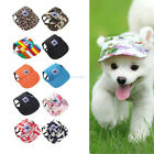 Внешний вид - Pet Dog Hat Baseball Cap Sports Windproof Travel Sun Hats for Puppy Large Dogs