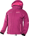 FXR Youth Kids Girls FRESH SNOW Winter Sledding JACKET COAT PARKA - Size 16 -New