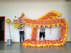 School Party 7m 6 student play Chinese dragon dance costume dragon stage prop