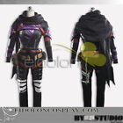 EE0011AA Apex legends Wraith Cosplay Costume publicity Version Purple