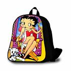 SEXY BETTY BOOP Backpack Students School Outdoor Bag For Kids $38.0 USD on eBay