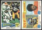 1975 TOPPS FOOTBALL - YOU PICK NUMBERS #1 - #200 - NMMT OR BETTER $1.0 USD on eBay