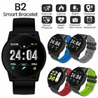 Waterproof Bluetooth Smart Wrist Watch Phone Mate For iphone IOS Android Samsung