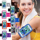 US Gym Running Jogging Arm Band Sports Armband Case Holder Strap For CELL Phones