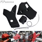 1 Set Frame Guard & Front Master Cylinder Cover For Honda CRF250L M Rally 12-17