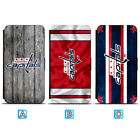 Washington Capitals Leather Case For Samsung Galaxy S10 Plus Lite S10e S9 S8 $8.99 USD on eBay