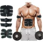 Machine TENS Electronic Abdominal Fitness Accessories EMS Wireless Electric Musc image