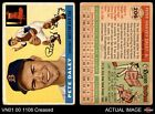 1955 Topps #206 Pete Daley Red Sox VG