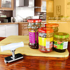 Adjustable Stainless Steel Jar Tin Bottle Can Opener Portable Kitchen Hand Tools